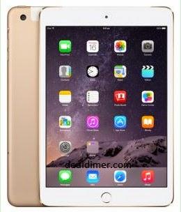Apple iPad Air 2 Wi-Fi + Cellular 16 GB Tablet