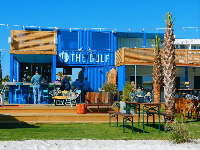 Hangout Restaurant Orange Beach