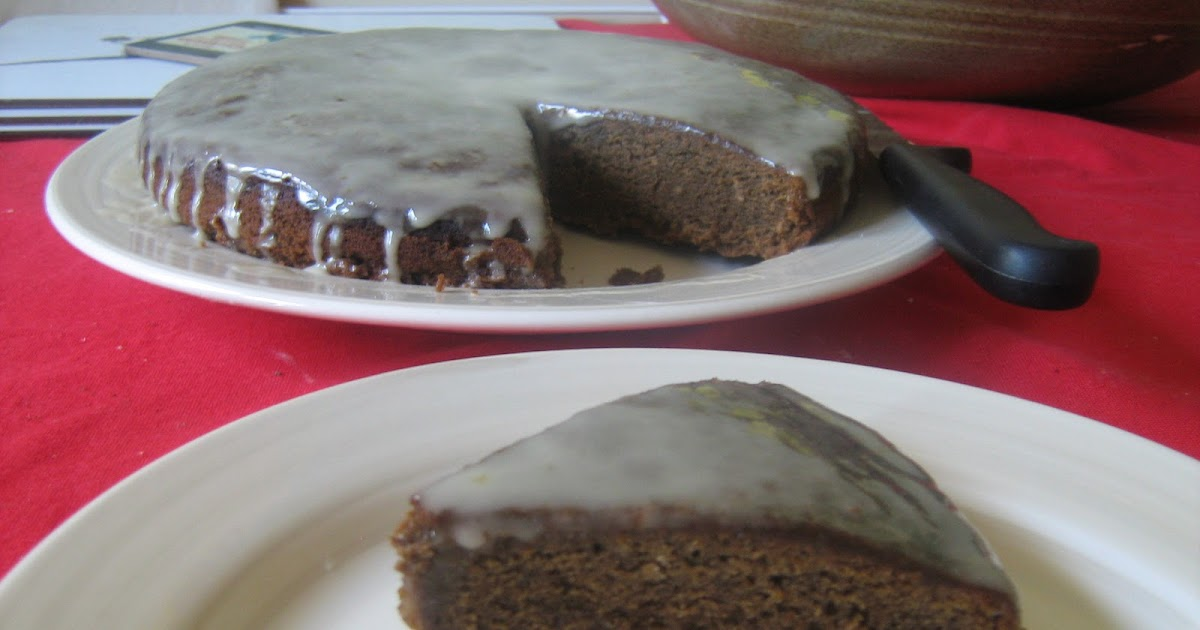 Sticky Ginger Cake Mary Berry