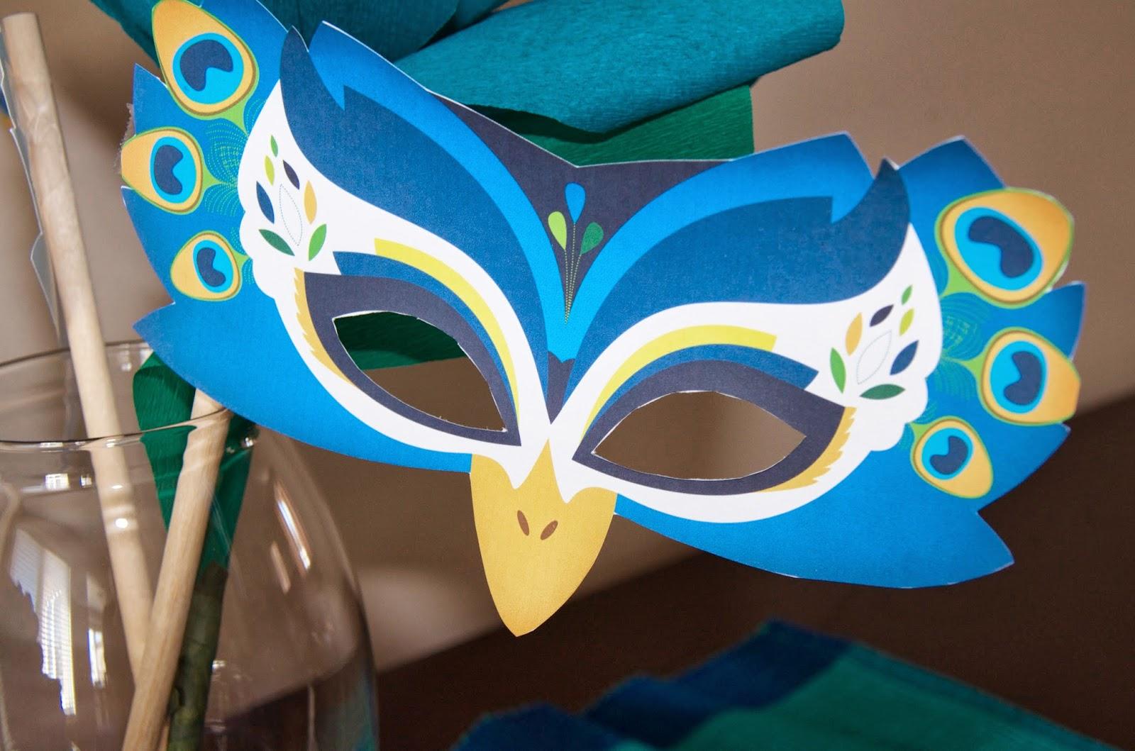 Masala Mango Mantra Peacock Theme Birthday Party