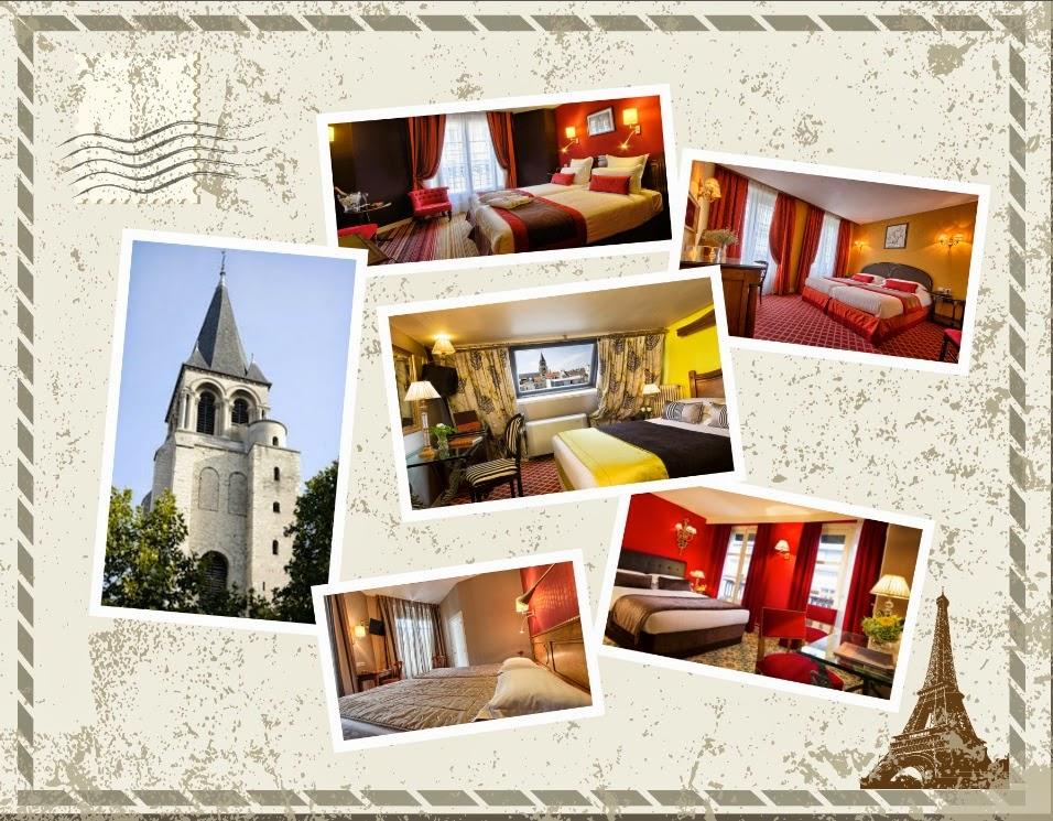 Hotels Saint-Germain des Près