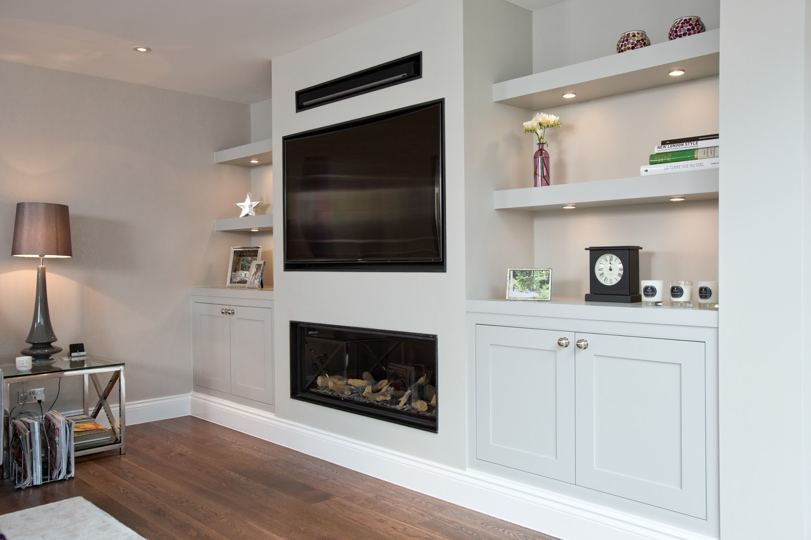 how to use shims to level furniture