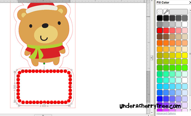 photoshop how to make inside of rounded rectangle transparent