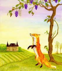 THE FOX AND THE GRAPES - Moral Stories