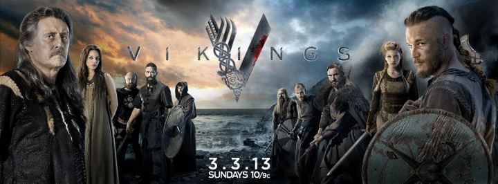 Vikings 1° Temporada Legendado