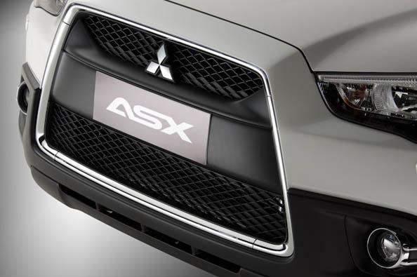 car i Mitsubishi ASX 2013