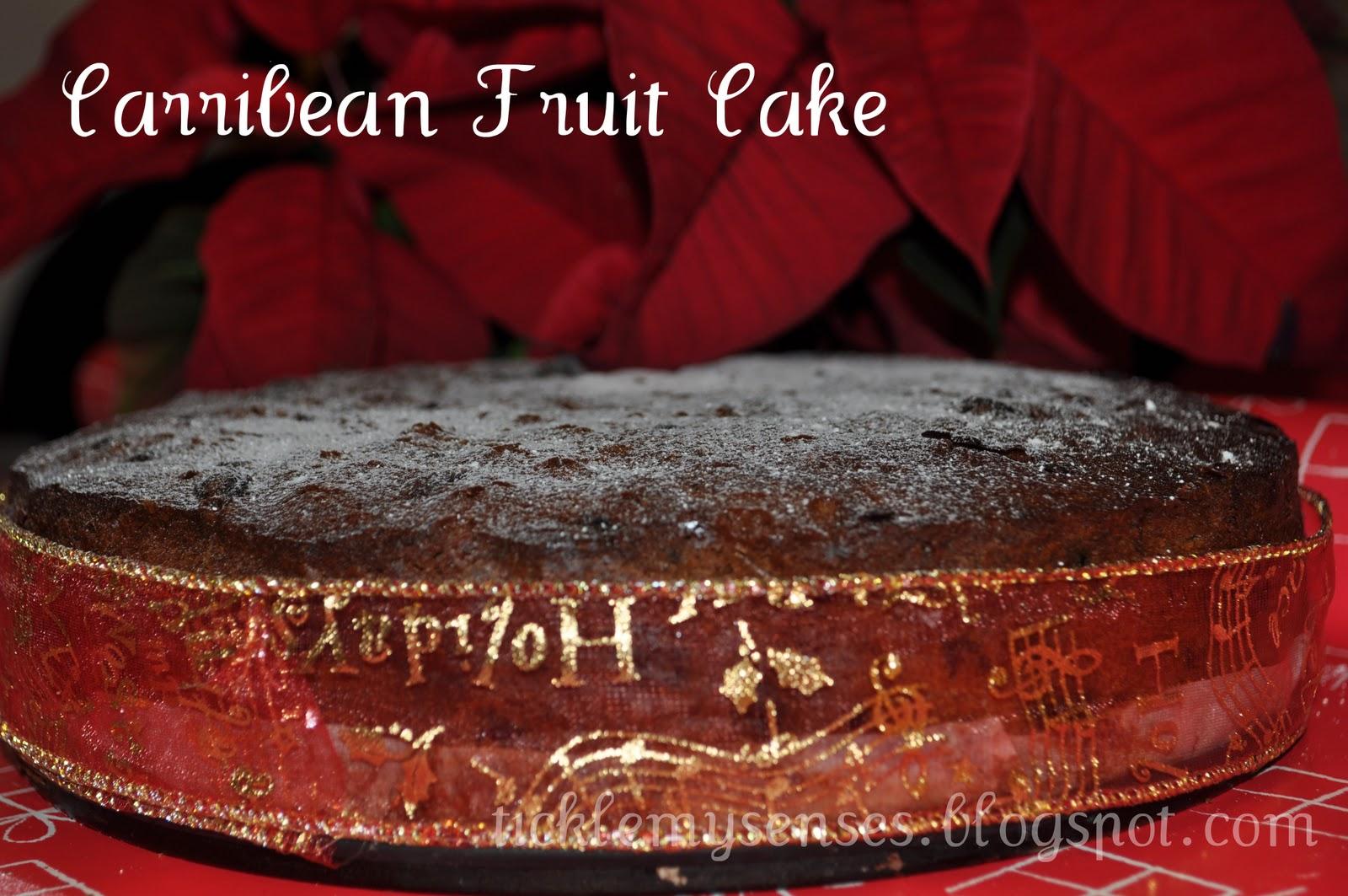 Caribbean Christmas Cake Recipe Uk
