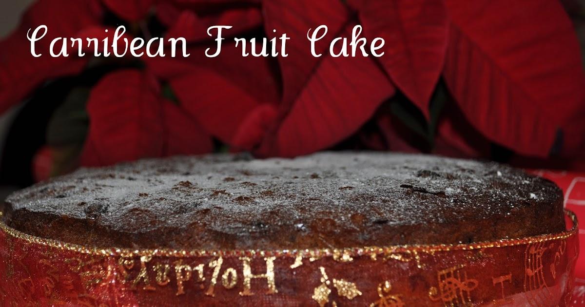 Caribbean Christmas Cake Kirstie Allsopp