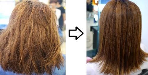 "alt=""Home remedy for Damaged Hair"""