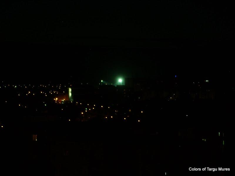 FC MUNICIPAL TÎRGU-MUREŞ, nocturna Stadionul Trans-Sil,stadion ASA Tg. Mures