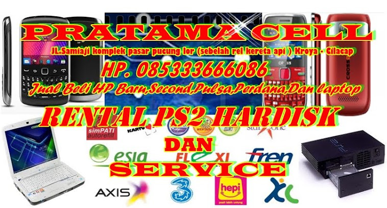 PRATAMA CELL & RENTAL PS