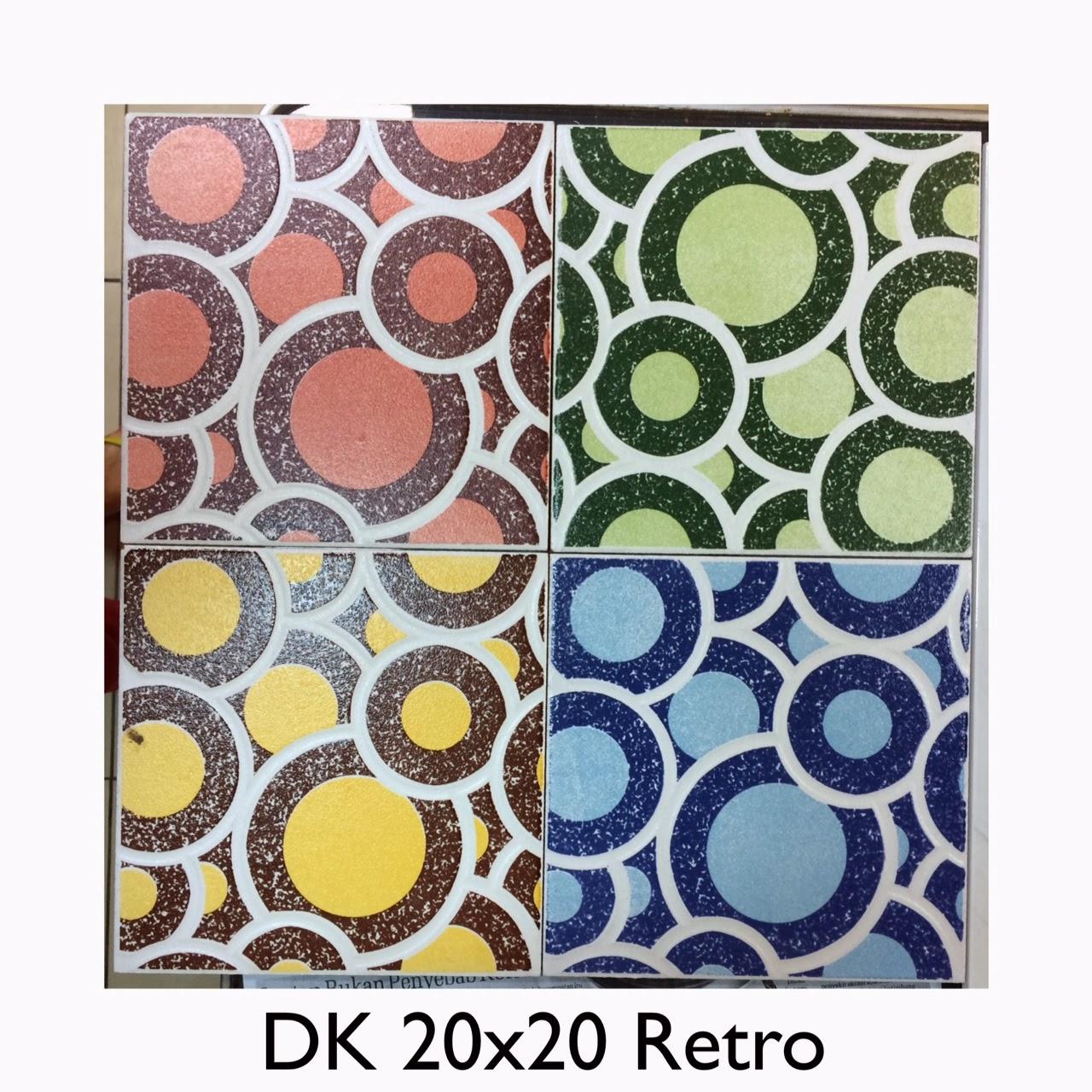 DK 20x20 Retro