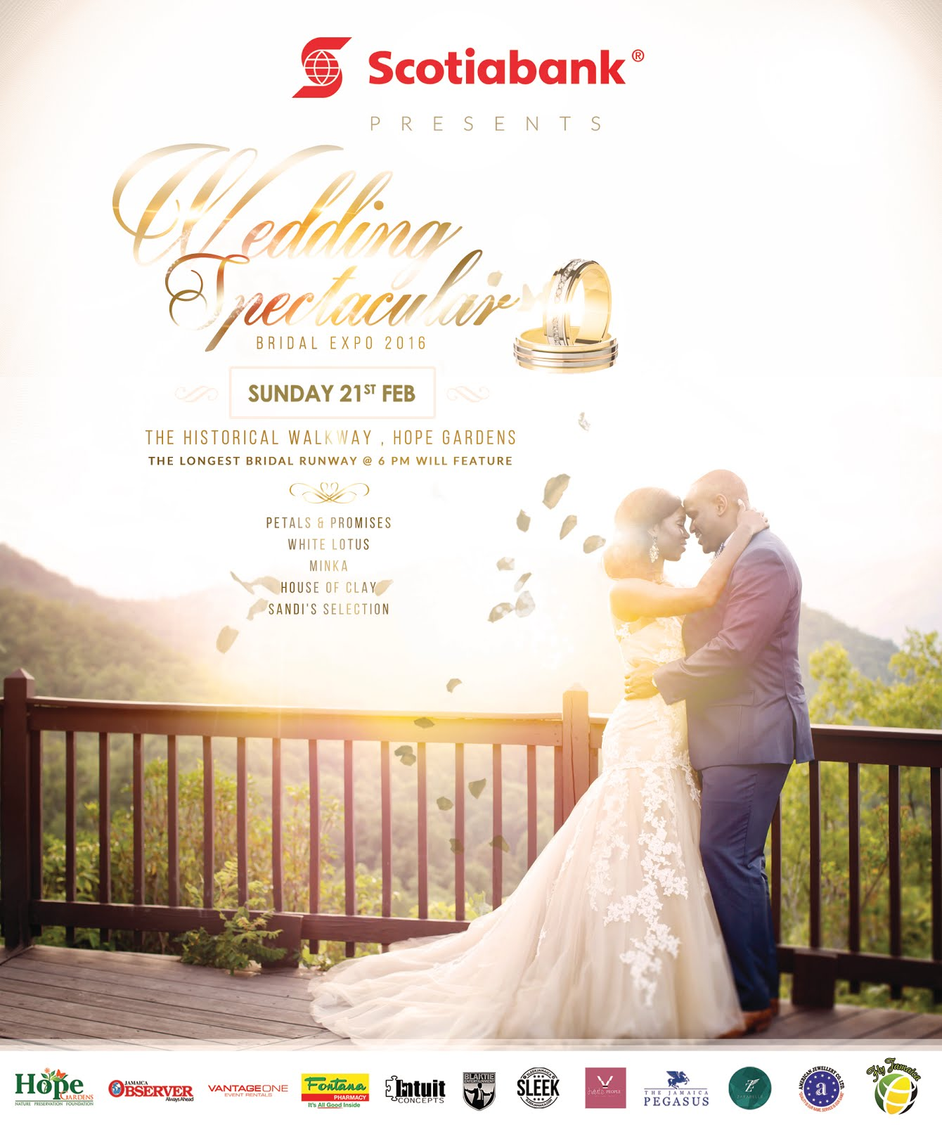 Wedding Spectacular 2016