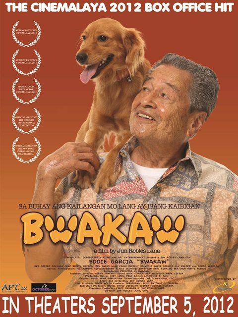 Bwakaw (2012 – Eddie Garcia, Princess and Rez Cortez)