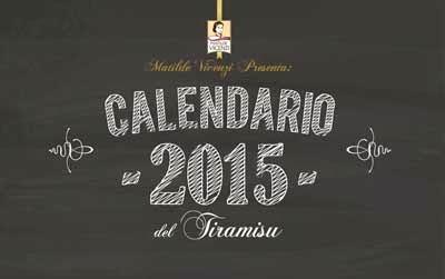 Calendario 2015 del TiramiSu