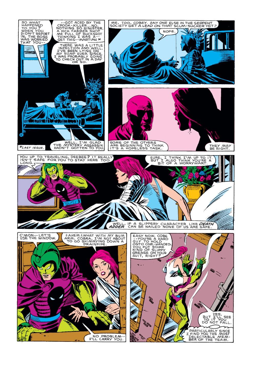 Captain America (1968) Issue #320 #248 - English 12