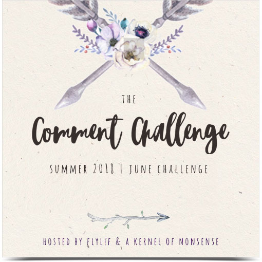 Summer 2018 Comment Challenge