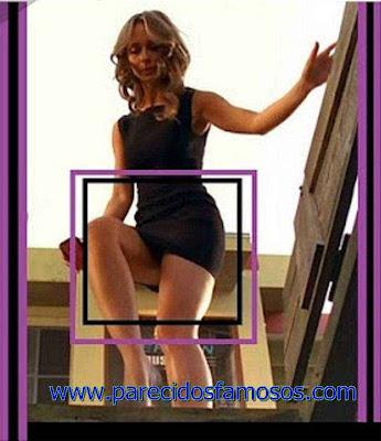 Jennifer Love Hewitt Descuidos de Famosos