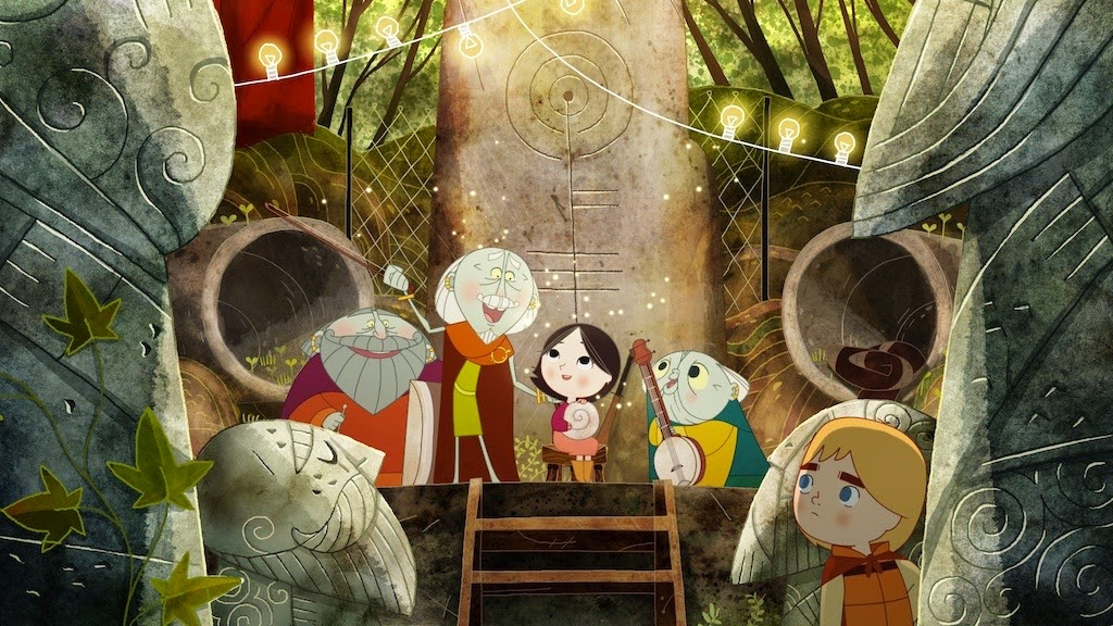 Píseň moře (Song of the Sea) – Recenze