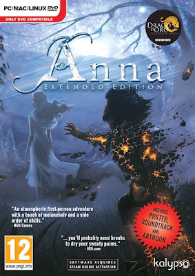 Anna: Extended Edition PC Cover
