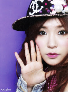 SNSD Tiffany I Got A Boy Photobook 10