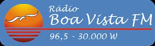 Ouvir a Rádio Boa Vista FM 96,5 de Paracatu Ao Vivo e Online