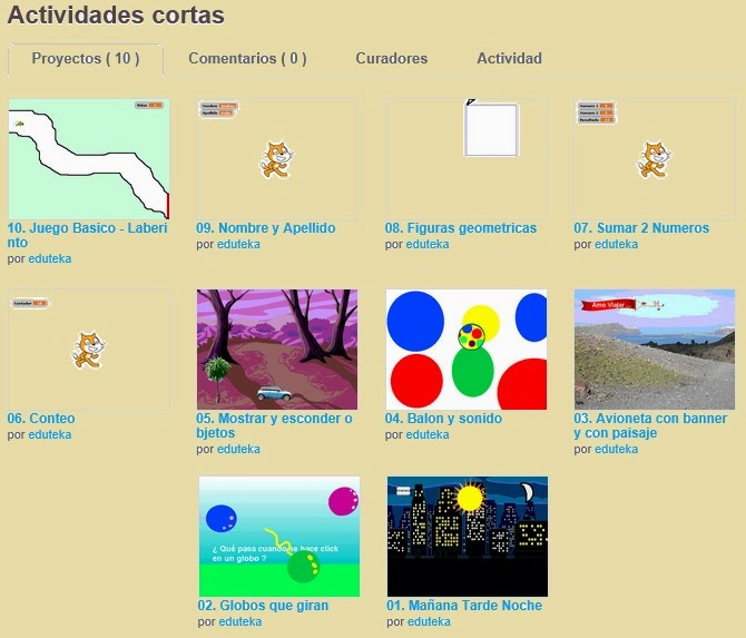http://scratch.mit.edu/studios/179580/projects/