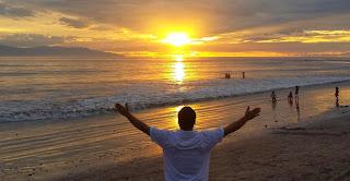 Playas y Puesta de sol en Puerto Vallarta