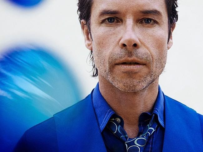 actor Guy Pearce debut album Broken Bones