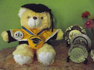 Boneka wisuda bear, boneka wisuda murah, boneka wisuda