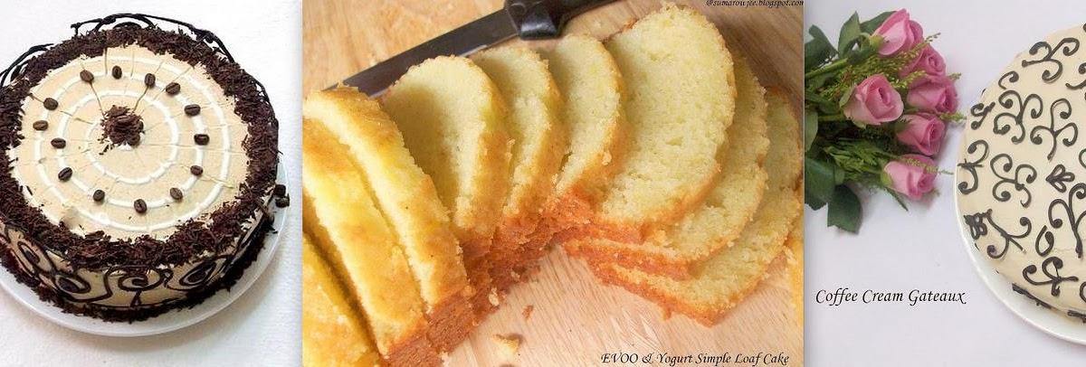 Easy Classic Sponge Cake Recipe