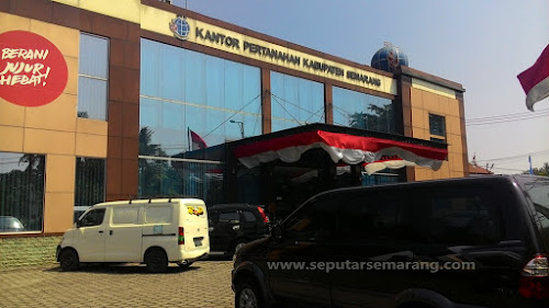 Kantor Pertanahan Kabupaten Semarang – BPN Ungaran