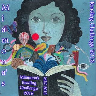 Miamona's Reading Challenge 2016
