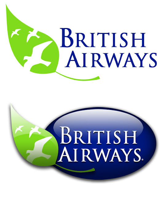 British Airways logos