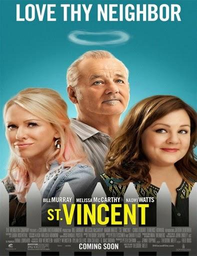 Ver St. Vincent (2014) Online