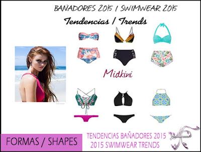 Swimwear Cuts 2015