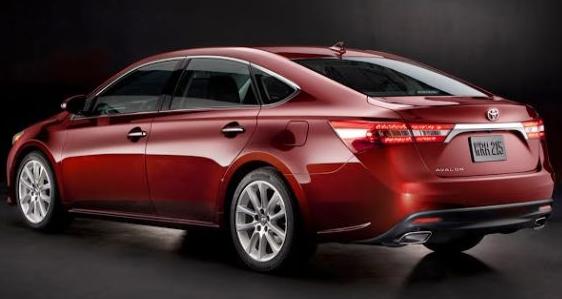 2015 Toyota Avalon Release Date Specs