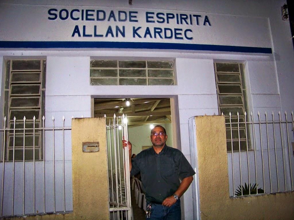 ESPIRITISMO - Uma Religião Brasileira  (Foto:Luiz Bamberg)