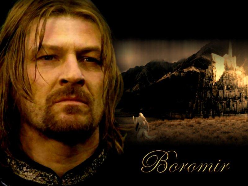Halls of Valhalla RPG: Senhor dos Anéis & ASGARD RPG: Boromir