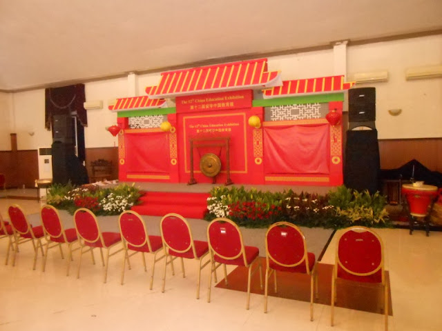 CHINA EDUCATION FAIR - Wisma Makara UI Depok, 2015