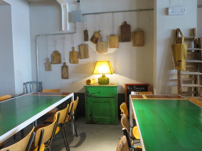 Borgo delle Tovaglie Paris XI - blog déco