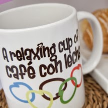 Proximamente: A relaxing cup of ... olímpica