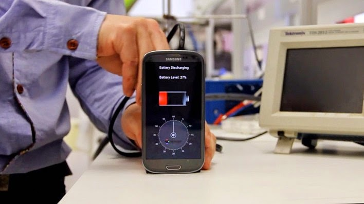 Prototipe baterai dapat mengisi ulang hanya dalam 30 detik