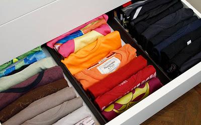 Faxina nas roupas:7 dicas para um closet perfeito