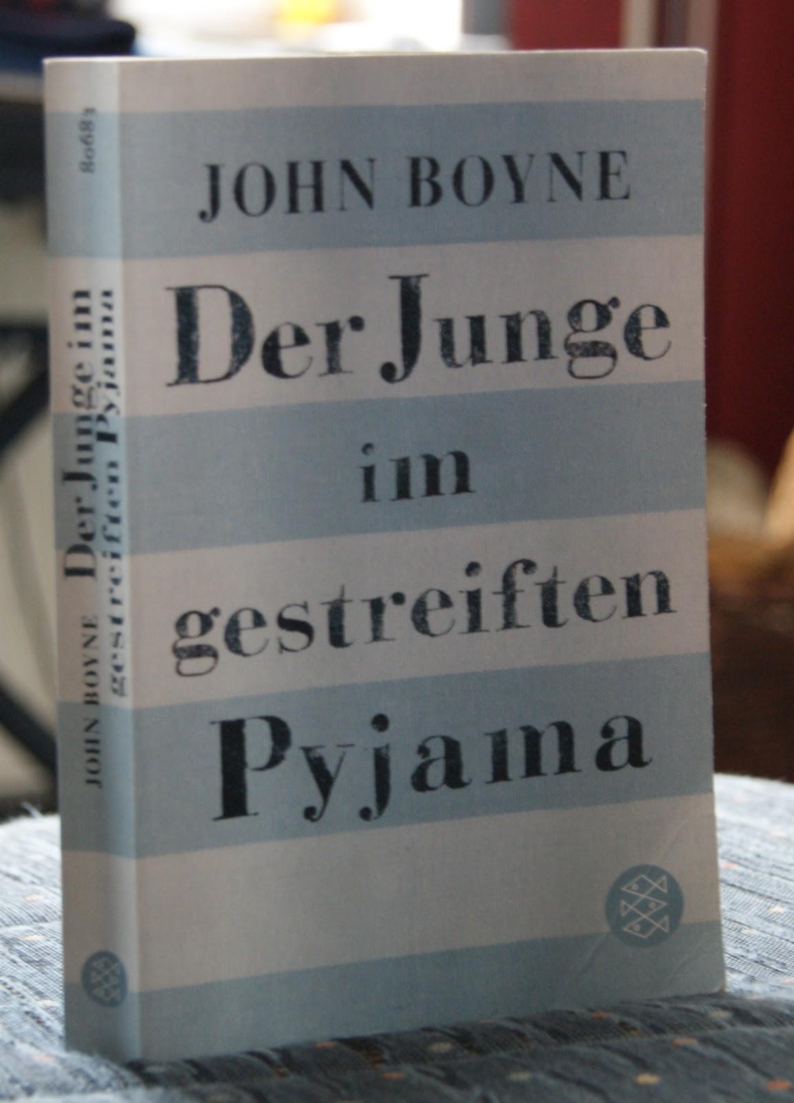 Der Junge im Gestreiften Pyjama von John Boyne