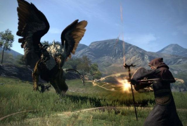 Dragons Dogma Xbox 360 Español Region Free 2012