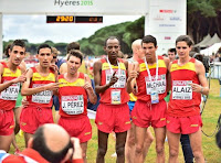 ATLETISMO - España domina el Europeo de Cross en Hyères