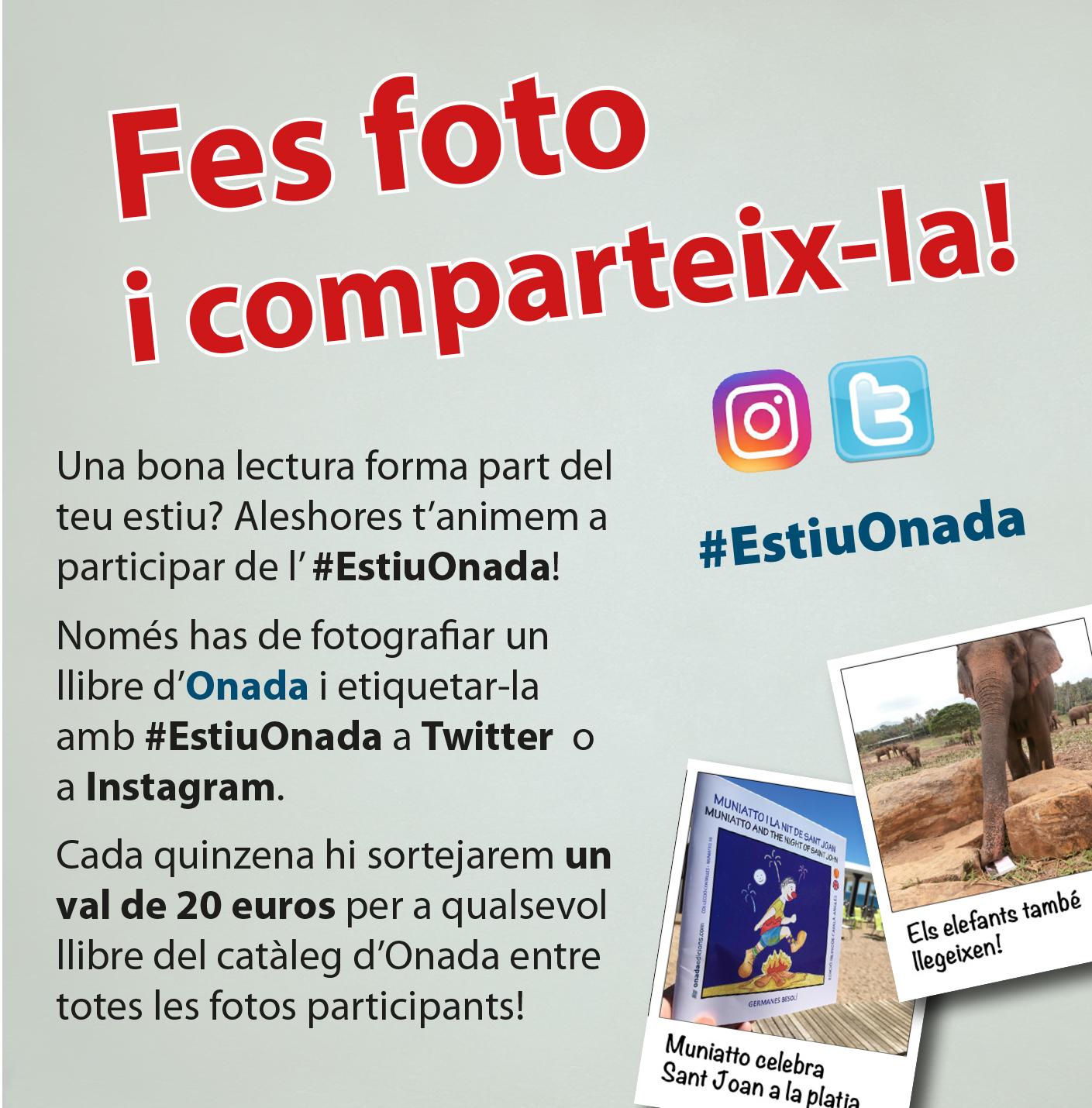 Participa al #EstiuOnada