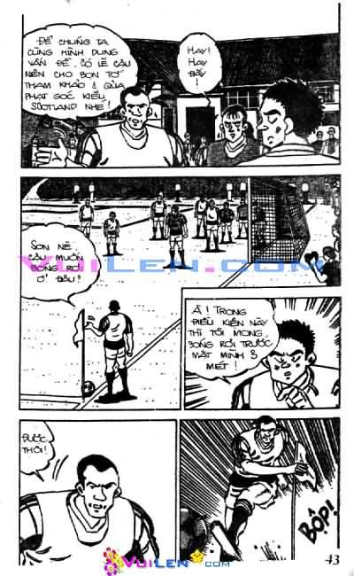 Jindodinho - Đường Dẫn Đến Khung Thành III Tập 63 page 43 Congtruyen24h