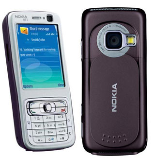 Mobile Phone: Nokia N73 MUSIC